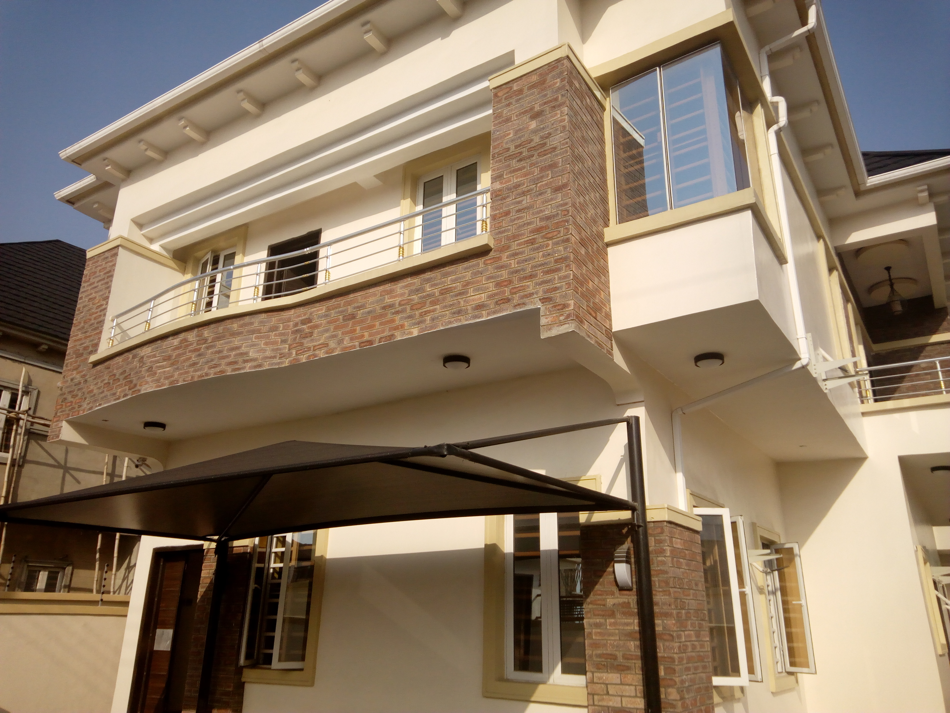 Tastefully finished 4 nos of 4 Bedroom detached House ₦70M